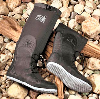 Quicklace Mukluks are explorer's kayaking mukluks that provide the highest level of support. We've been devoted to Quicklace Kayaking Mukluks for years now, and they've been a featured product at our Sunsplash Canoe and Kayak Tryout and Sale days. Item #: W02982